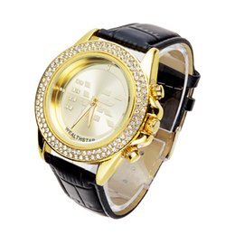 diy wristwatch UK - new VK Brands Special Offer Women's New Luxury Name Brand Women's Rhinestone Fashion Casual Watches Diy Vk Sports Dress Wristwatches