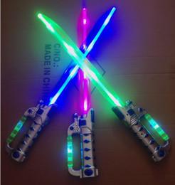 Lights & Lighting High Power Double Slider Laser Sword Handheld Red Color Laser Supplies Ktv Laser Pen Stage Lighting Effect