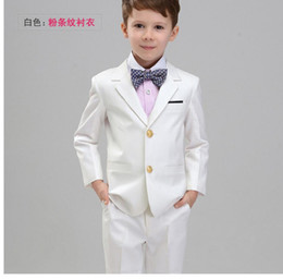 Discount Small Boys Wedding Suits | 2017 Small Boys Wedding Suits ...