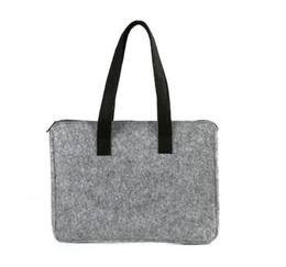 $enCountryForm.capitalKeyWord Canada - Women's felt Tote Shoulder Bag Shopping bags Handbag drop shipping Can add logo