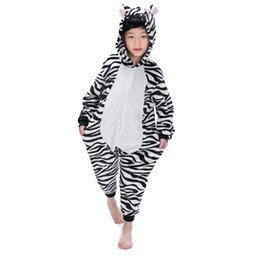 edbda2cbf20f Kids Animal Onesies Pyjamas Canada - 2018 Hot Unisex Child Costume Onesies  Pyjamas Warm Jumpsuits Party