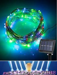 $enCountryForm.capitalKeyWord NZ - 150 LED 15meter LED Solar Powered String Light 2 Modes Steady on Flash Starry Silver Copper Wire Light Solar Fairy String Light MYY169