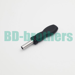 Plastic wrenches online shopping - Black Plastic mm Hexagon Wrench Magnetic Handle Sleeve for Security Bit For Console