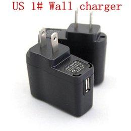 Atacado carregador de parede da ue eua plugue usb ac fonte de alimentação de alta qualidade cigarro eletrônico adaptador de parede e cigarros ego 510 bateria mods em Promoção