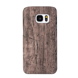 Vente en gros Top Qualité Hard Protector Cover Case PC Wood Case pour Samsung J3 J5 J7 pour Samsung A5 A7 Mobile Phone Case
