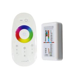 $enCountryForm.capitalKeyWord UK - Mi light 2.4G RF Wireless Touch Screen led RGBW remote Controller for Flexible RGBW LED Strip Light 4 Channel Dimmer DC 12V 24V