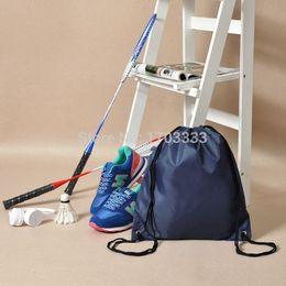 Stringing Boots Canada - NEW Gym Swim School Dance Shoe Boot PE Drawstring Bag Backpack, Portable String Bag Drawstring Backpack