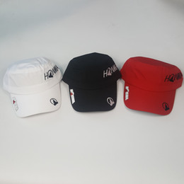 b8de509c8bb Golf hat HONMA Baseball cap Red White Black Outdoor hat new sunscreen shade  sport golf cap