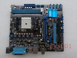 Lga 755 ddr3 online shopping - original motherboard for ASUS F1A55 M LX PLUS DDR3 Socket FM1 Gigabit Ethernet desktop motherboard