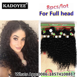 Discount ombre hair extensions for black women 2017 ombre hair black women 8pcs lot hair extension for full head good quality ombre burgundy color virgin hair brazilian virgin hair kinky curly weaves affordable ombre pmusecretfo Images