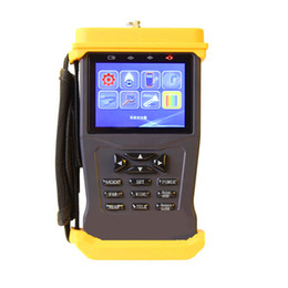 "$enCountryForm.capitalKeyWord Canada - 3.5"" Inch HD 1080P TVI &AHD& Analog Camera Tester CCTV Video Audio Cable Tester PTZ control   RS485 UTP Security Tester"