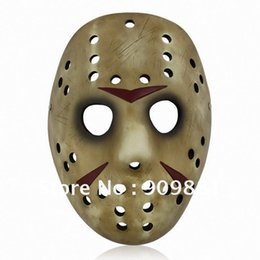Free Jason Mask UK - new fashion memorial classics The theme of the film -Jason and Freddy Vs Jason resin mask free shipping