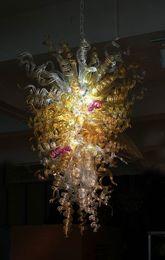 $enCountryForm.capitalKeyWord Australia - Free Shipping 110v 120v DTY 100% Amazing Large Villa Light Murano Crystal Chandelier With Led Bulb