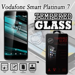 $enCountryForm.capitalKeyWord Canada - Tempered Glass For Vodafone Smart prime 7 Screen 9H HD anti scratch Protectors with retail crystal package