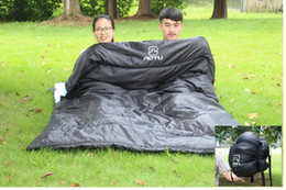 $enCountryForm.capitalKeyWord Canada - Lover Double Sleeping Bag 2 people Thickening Envelope Type for Outdoor Survival Camping