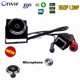 $enCountryForm.capitalKeyWord Canada - 1.3MP HD Surveillance Audio Video Camera Mini 960P IP Network Wide Angle Cctv Camera P2P Onvif Plug and Play With 1.78mm Fisheye Lens