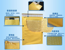 $enCountryForm.capitalKeyWord Canada - Small Kraft Bubble Mailers Padded Envelopes Bags 130x210+40mm Externally Mail Bags kraft and PE bubble