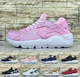 7092a4d0a9b Pink Light Huarache Canada - 2017 New Air Huarache I Running Shoes For Men  Women