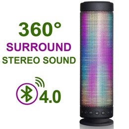 $enCountryForm.capitalKeyWord Canada - Wholesle Music Pulse Bluetooth 4.0 Full Spectrum Smart Speaker TF card Support Dream Speaker in Fantasy Colors Hands-free Call Speaker Phone
