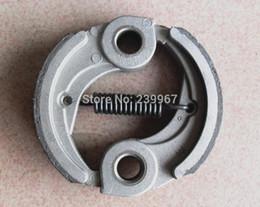 Aluminum Cutters Canada - Clutch ( aluminum ) for Kawasaki TH34 TH43 TH48 TD33 TD40 TD43 TD45 TD48 TG33 TJ35 TJ45 KT17 Brush cutter trimmer parts