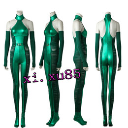 $enCountryForm.capitalKeyWord Australia - X-men Viper Cosplay Costume Sexy Jumpsuit Bodysuit Women's Catsuit All Size For Halloween Sexy Custom Made Free Shipping