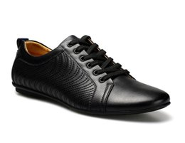 Chinese  Luxury Men British Pointy lace-up together leather show shoes Wedding Flats Male Dress Homecoming Prom Formal shoes AA589 manufacturers