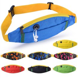 $enCountryForm.capitalKeyWord Canada - Outdoor men women music cell phone bag pockets waterproof sports night running equipment invisible multi-functional fitness waist bags