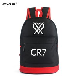$enCountryForm.capitalKeyWord Canada - Lucia's Backpack School Bags for Teenagers Boys Bagpack Men Ronaldo Fashion Bookbags for Children Cool Traveling Schoolbags