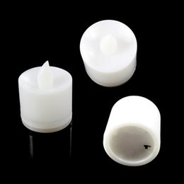 Electronic Fluorescent NZ - 7 Color LED Changing Electronic Flameless Candle Lamp E5M1 order<$18no track
