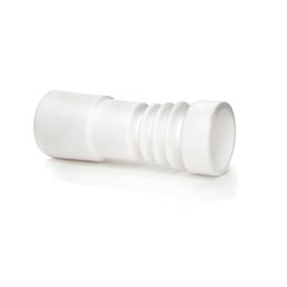 Universal Ceramic Nail UK - DHL free High quality Domeless Female or male Ceramic Nail Universal Fits 14mm 18mm Joint size Ceramic nails for glass water bongs
