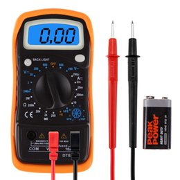 $enCountryForm.capitalKeyWord Canada - 2016 New Digital Voltmeter Ammeter Ohmmeter Multimeter Volt AC DC Tester Meter Free Shipping order<$18no track