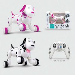 $enCountryForm.capitalKeyWord Canada - 2.4G Wireless Remote Control Smart Dog Electronic Pet Educational Children's Toy Dancing Robot Dog