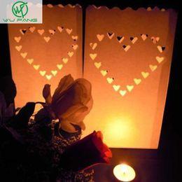 $enCountryForm.capitalKeyWord Canada - 30 pcs 3packs Heart Tea light Holder Luminaria Paper Lantern Candle Bag For BBQ Christmas Party Wedding