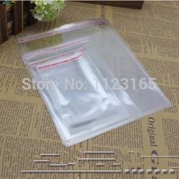 $enCountryForm.capitalKeyWord NZ - 26x35cm 100pcs X Big Size Clear Self Adhesive Seal OPP bag, high transparent stationery pencil electronic component packing pouch
