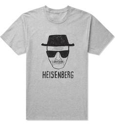 Broken Bad Canada - Breaking Bad T Shirts Men Los Pollos Hermanos Shirt Man Walter White Cook Tops I Am The One Who Knocks Heisenberg Tees MCT065