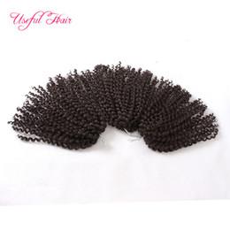 China Malibob Jerry Curl Pre-loop Crochet Braids Medium Brown Hair Braids 8Inch Kanekalon For Full Head 100g synthetic braiding Hair Extensions cheap jerry curl braiding hair suppliers