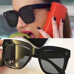 New Fashion Female Sunglasses Canada - Square Sunglasses for Women 2017 New Fashion Sun Glasses Female Oculos De Sol Feminino with Packing Box