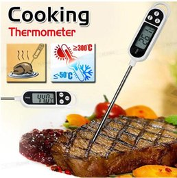 kitchen households Australia - TP300 New Digital Food Thermometer BBQ Cooking Meat Hot Water Measure Household Thermometers Kitchen Tool