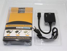 $enCountryForm.capitalKeyWord Canada - Micro HDMI to VGA with Audio Adapter Micro HDMI Male to VGA Female Converter for PC Laptop Tablet VGA Displays