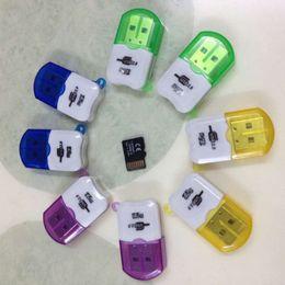 $enCountryForm.capitalKeyWord Canada - 100pcs Epacket Free Shipping High Speed USB 2.0 Micro SD card T-Flash TF M2 Memory Card Reader adapter 2gb 4gb 8gb 16gb 32gb 64gb TF Card