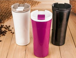 $enCountryForm.capitalKeyWord NZ - Factory direct cup customized wholesale 304 stainless steel thermos cup high grade car business cup free ship