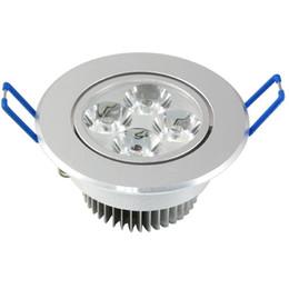 Vente en gros Dimmable LED Downlights 4W 5W 7W 9W LED plafonnier encastré dans le plafond de la lampe pour plafond à la lumière pour l'éclairage domestique