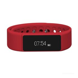 I5 plus wrIstband online shopping - I5 Plus Smart Bracelet Band Waterproof Bluetooth Pedometer Sleep Monitor Fitness Tracker Wristband for smartphone With Retail Packing