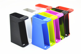 $enCountryForm.capitalKeyWord Australia - H-priv 220w Silicone Case Silicon Cases Colorful Rubber Sleeve Hpriv Skin For Smok H priv 220 watt TC Box Mod Vape