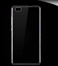Discount ultra thin clear case - 0.5MM Ultrathin Clear Soft TPU Case For Huawei Mate 10 Lite Pro P10 Lite Plus Galaxy A8 2018 Ultra thin Cover Silicone R