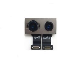 "1pcs Front Facing Camera back Camera Module Proximity Light Sensor Flex Cable For iPhone 7 4.7"" 7 Plus 5.5 inch Little Camera"