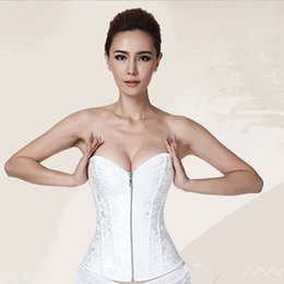 $enCountryForm.capitalKeyWord NZ - Bustier Bride Wedding Underwear Body Sculpting Abdomen Care Chest Waist Closure Clothing