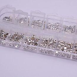 71b91e469 460PCS Mix SS12-SS38 claw rhinestones for wedding dress decoration  DIY,Silver Loose Crystal Sew On Rhinestone Beads,glass stone