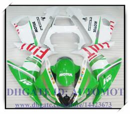 $enCountryForm.capitalKeyWord Canada - Injection brand new fairing kit 100% fit for YAMAHA YZFR6 YZF600 2003-2005 2004 YZF R6 03 04 05 YZF R6 2003-2005 2004 #CJ836 WHITE GREEN