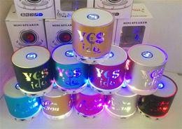 $enCountryForm.capitalKeyWord Canada - Q609 Bluetooth Speaker Colorful Flash IOVE YOU Wireless Bluetooth Speaker Subweefer Speaker Card U Disk FM
